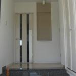 玄関(LDK入口ドア・ニッチ)