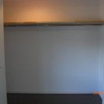 洋室(クローゼット開放)