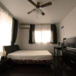 寝室(家具設置)