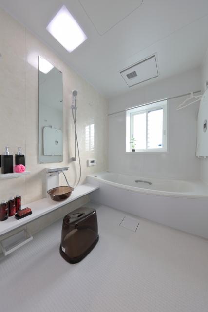 お風呂の洗い場の大きさ